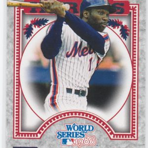 2014 Topps Update World Series Heroes Mookie Wilson