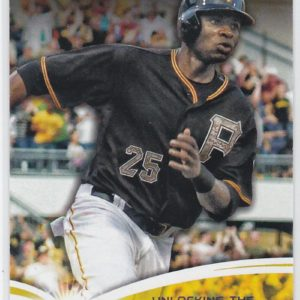 2014 Topps Update The Future Is Now Gregory Polanco