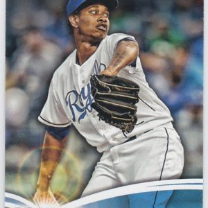 2014 Topps Update The Future Is Now Yordano Ventura