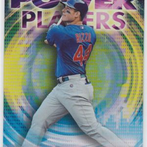 2014 Topps Update Power Players Anthony Rizzo
