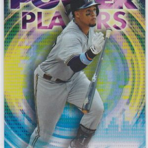 2014 Topps Update Power Players Carlos Gomez