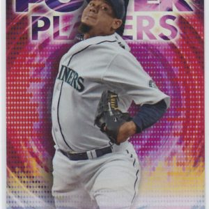 2014 Topps Update Power Players Felix Hernandez