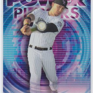 2014 Topps Update Power Players Carlos Gonzalez